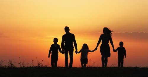 Family Walking Together - Clinical Psychologists, P.C. Auburn, AL